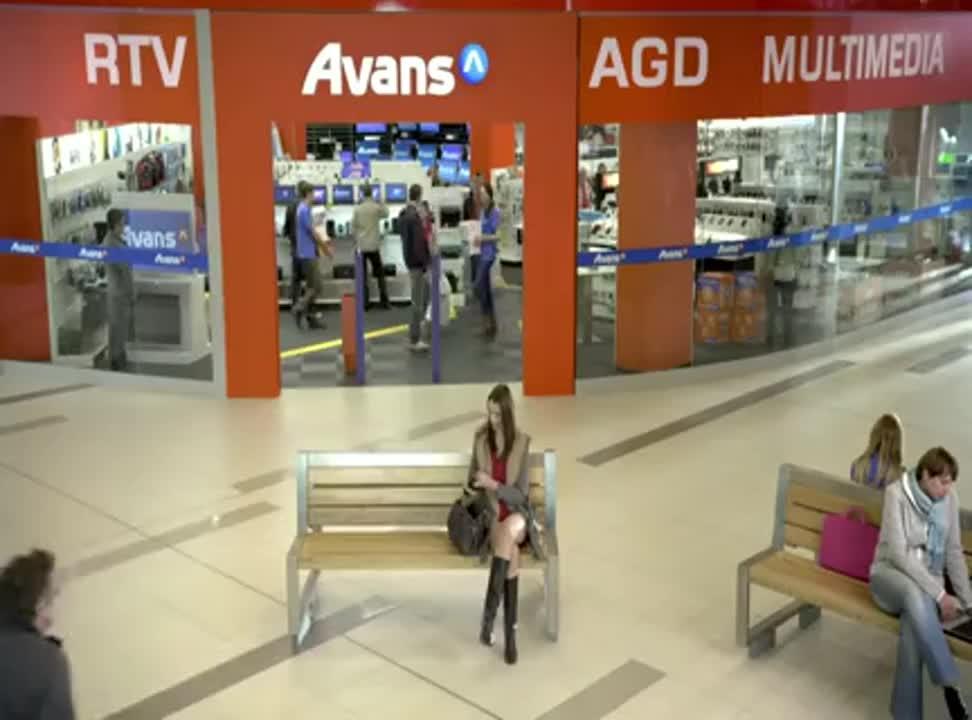 Tanie Branie tylko Avans - reklama z rezerwacją
