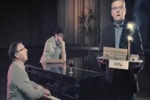 """Huta z """"Misiem Uszatkiem"""" reklamuje Trójkę"""