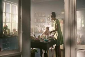 """""""Sekret dobrej kuchni"""" - reklama Majonezu Kieleckiego"""