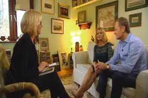 Agata Młynarska rozmawia z Premierem Donaldem Tuskiem i jego żoną Małgorzatą