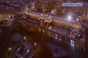 Małysz, Kowalczyk, Czerkawski i Rogowiec reklamują igrzyska 2022 w Krakowie