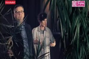 Rosół w lesie - Andrus, Zamachowski i Podsiadło w reklamie Trójki