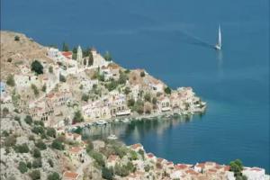 """Grecos - reklama """"wielkich greckich wakacji"""""""