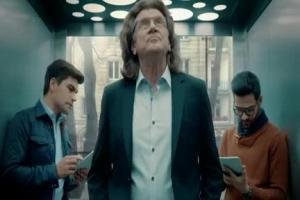 Dwa tablety za złotówkę w T-Mobile - reklama ze Zbigniewem Wodeckim