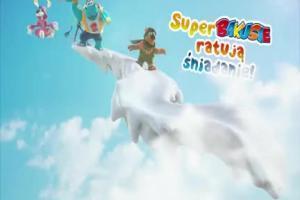 Bakuś - reklama z superbohaterami