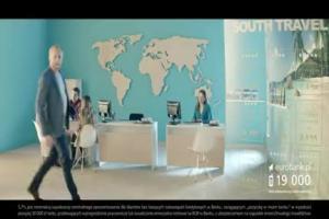kredyt w eurobanku - Piotr Adamczyk na zakupach