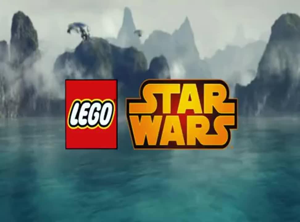 Lego Star Wars - reklama