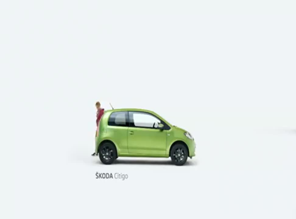 Škoda reklamuje Kredyt Niskich Rat