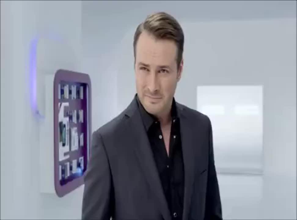 Paweł Małaszyński w reklamie Formuły Rodzina 4.0 w Play