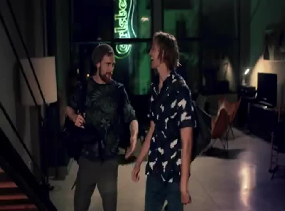 Where's the party? - reklama piwa Carlsberg