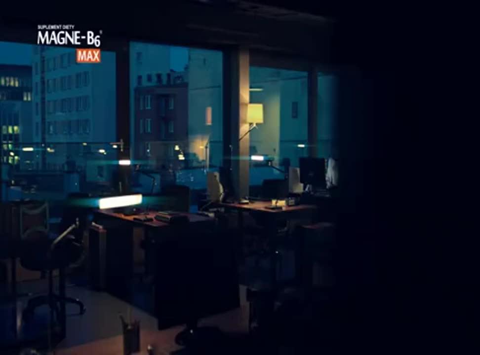 Magne B6 Max - zmieniony spot