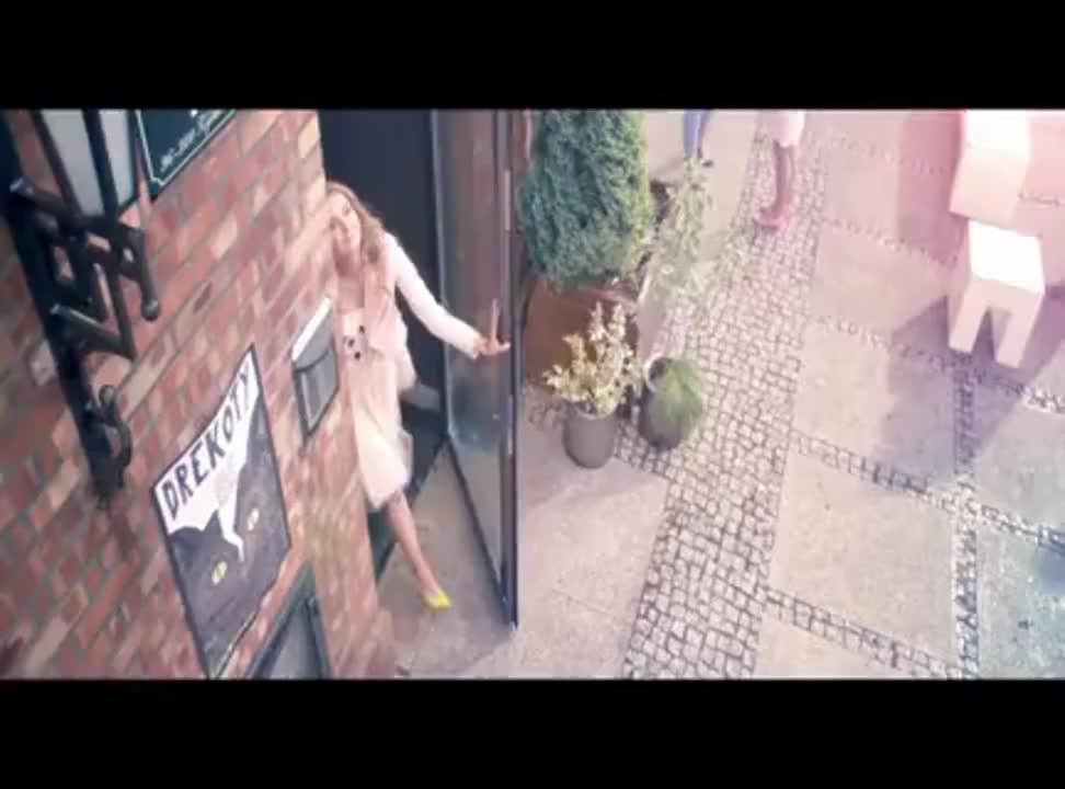 Małgorzata Socha w muzycznej reklamie chipsów Sunbites
