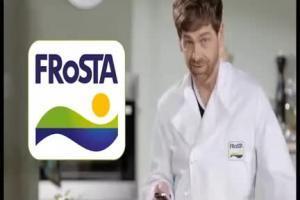 100 proc. naturalnego smaku - reklama ryby z pieca Frosta