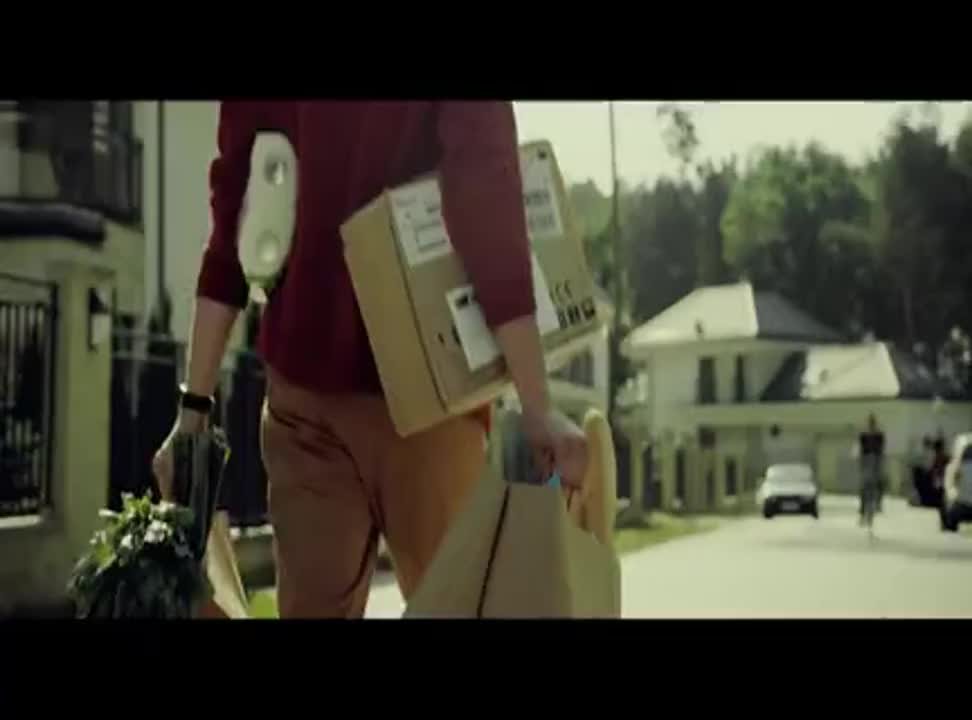 Endomondo na Samsungu Galaxy S5 - spot z Piotrem Żyłą