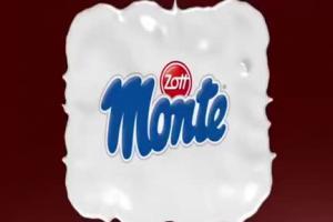 Monte Cookies - reklama z Bartoszem Kurkiem