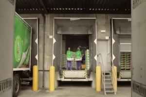 Promocja polskich jabłek w reklamie soków Tymbark
