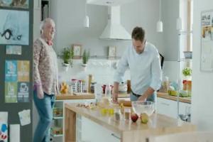 Modest Amaro i Maciej Nowak promują segregowanie śmieci