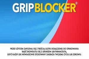 Filmowy zmiastun reklamuje Gripblocker Express