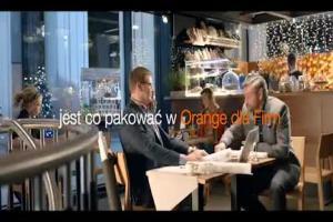 Orange dla Fim - świąteczny spot z Tomaszem Karolakiem