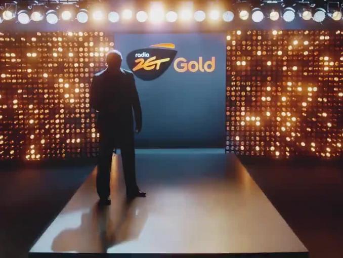 Ryszard Rynkowski i Krzysztof Krawczyk w reklamie Radia ZET Gold