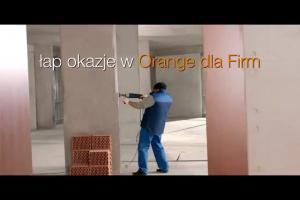 Łap okazje - Tomasz Karolak w reklamie Orange dla Firm