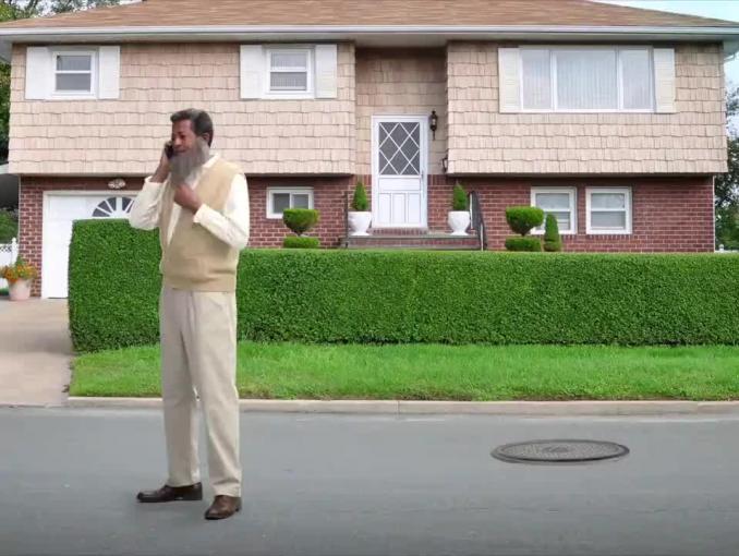Terry Crews w nowej reklamie Old Spice