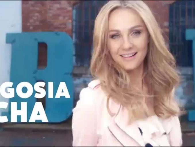 Małgorzata Socha reklamuje nowy smak chipsów Sunbites