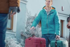 Ferie Rodzinki.pl w reklamie Orange Open