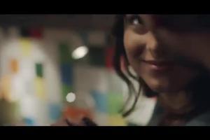 Poczuj różnicę - reklama makaronu Lubella