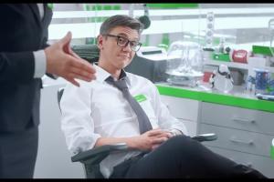 4 proc. w Getin Banku do 2016 roku - reklama z pracownikami