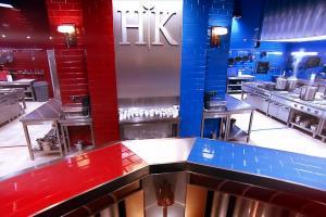 """Amaro karateką w """"Hell's Kitchen- Piekielna Kuchnia"""""""