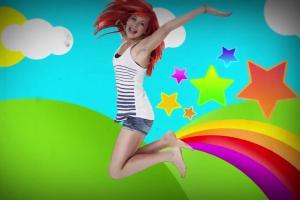 Narty Karabiny Dziewczyny - reklama Eurosportu z Moniką Hojnisz