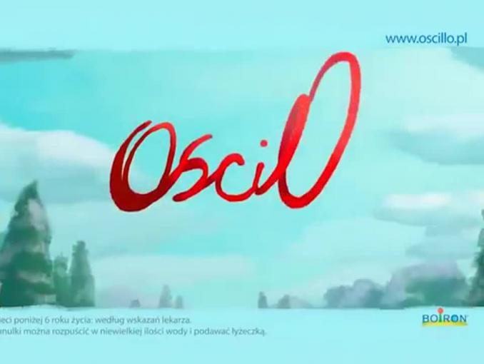 Bądź silniejszy od przeziębienia i grypy - reklama Oscillococcinum
