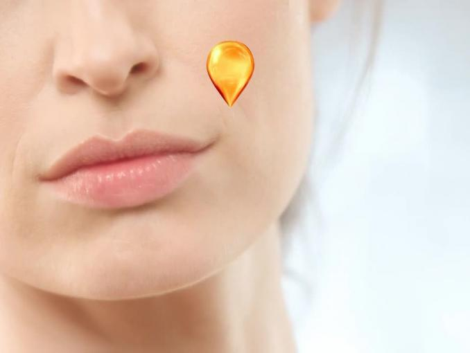 Wypełnij skórę młodością - reklama AA Oil Infusion