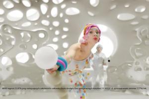 Fantazja z puszczonymi wodzami reklamuje Mini Ratkę w PKO BP