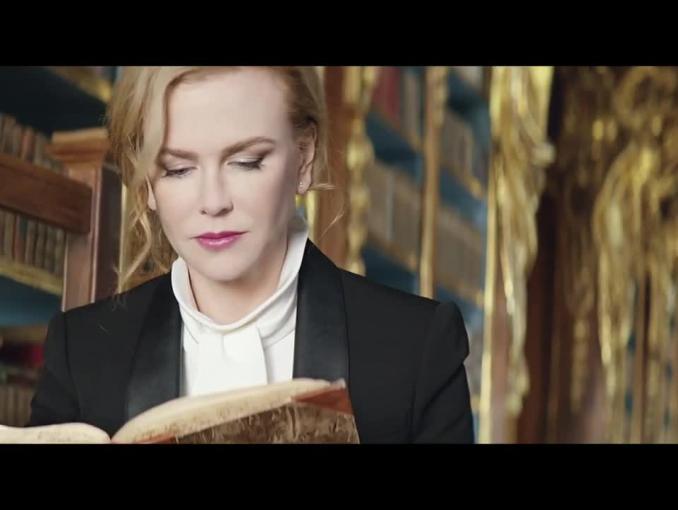 Nicole Kidman w globalnej reklamie Etihad Airways