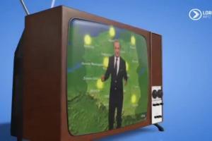 """Adam Feder z """"Wiadomości"""" zaprasza na casting na prezenterów pogody w TVP"""