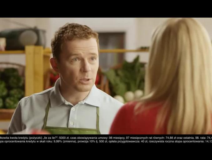 """Reklama pożyczki """"Ile za ile?"""" w Kasie Stefczyka"""