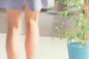 Anna Lewandowska w reklamie Gillette Venus