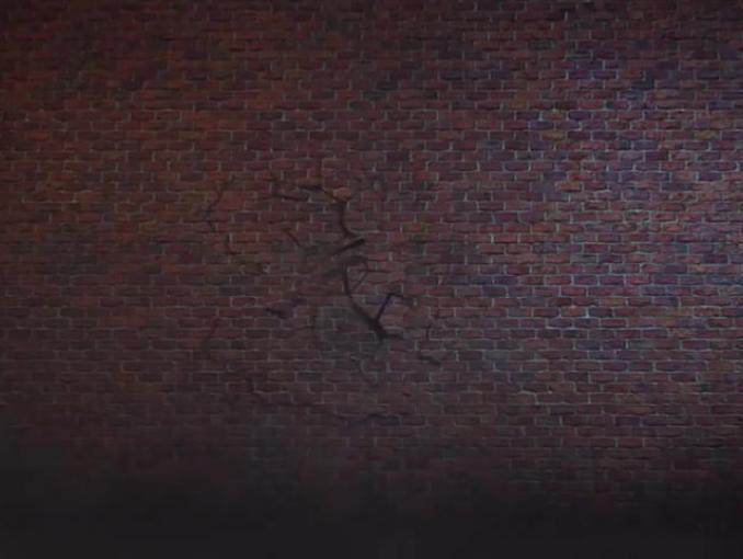 """Tygodnik """"ABC"""" przebija mur w reklamie"""