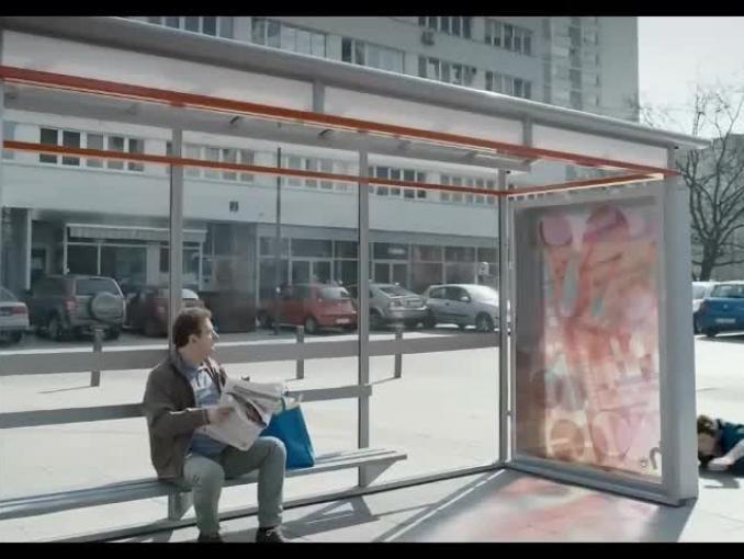 Nie musisz nic, bo możesz wszystko - reklama Heyah