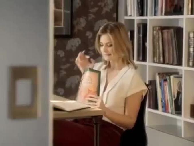 Chrup słoneczko! - reklama listków wielozbożowych Sunbites