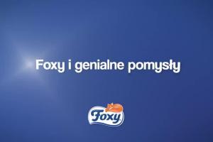 """""""Genialne pomysły"""" Małgorzaty Rozenek reklamują ręczniki papierowe Foxy"""