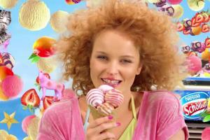 """Lody Nestlé Schöller reklamowane jako """"więcej niż lody"""""""