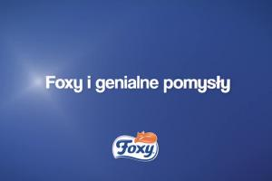 Małgorzata Rozenek radzi, jak wycierać okna, w spocie Foxy
