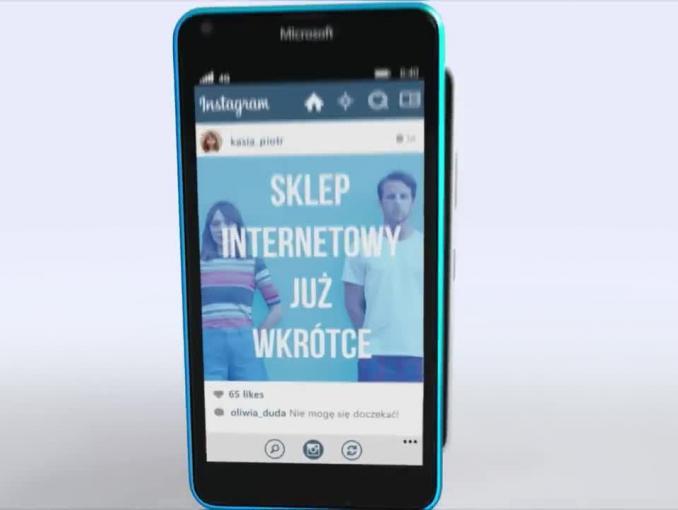 """Lumia 640 reklamowana jako """"więcej niż piękny wygląd"""""""