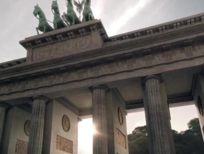 Łączymy ludzi w Europie - reklama Deutsche Telekom
