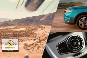 Każdego dnia możesz więcej - reklama Suzuki Vitara