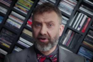 Piotr Metz z Pendereckim, Dudziak i Rojkiem reklamują Stoart