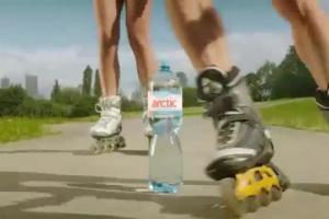 Mój dzień na plus - reklama wody Arctic